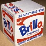 Andy Warhol_ Brillo Box_ 1964_ Collezione Brant Foundation © The Brant Foundation, Greenwich (CT), USA © The Andy Warhol Foundation for the Visual Arts Inc. by SIAE 2013