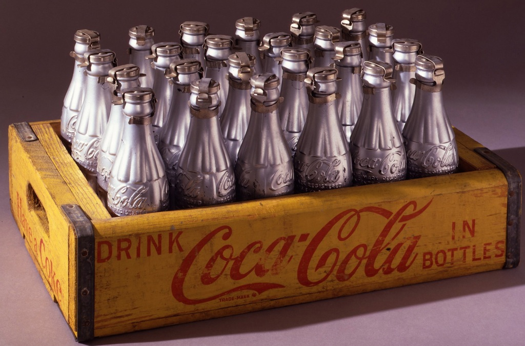 Andy Warhol_ Silver Coke Bottles_ 1967_ Collezione Brant Foundation © The Brant Foundation, Greenwich (CT), USA © The Andy Warhol Foundation for the Visual Arts Inc. by SIAE 2013