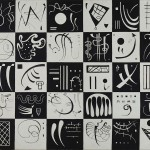 Vassily Kandinsky_Trente_1937_Olio su tela, cm 81 x 100_ Donazione Nina Kandinsky, 1976_Jacqueline Hyde Centre Pompidou, MNAM CCI