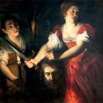 Domenico Fiasella_Giuditta con la testa di Oloferne_ Novara, Musei Civici