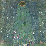Gustav Klimt_Girasole_1907_Olio e pittura d'oro su tela, cm 110 x 110. Vienna, Belvedere (legato Peter Parzer, Vienna) © Belvedere, Vienna
