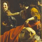 Nicolas Tournier_Ebbrezza di Noè_ Novara, Musei civici