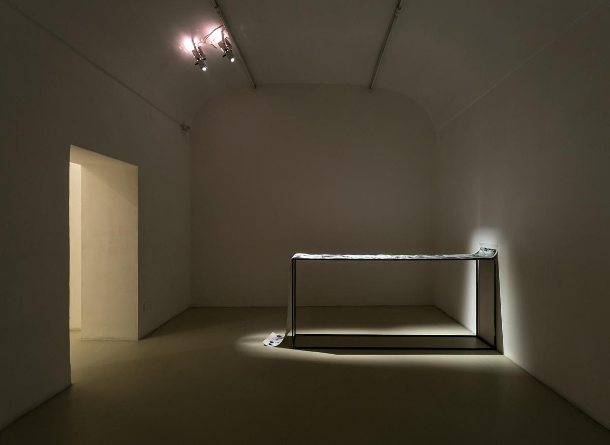 Francesca Grilli_ Anger_ 2015_ veduta della mostra. Courtesy Galleria Umberto Di Marino, Napoli, Italy. Ph. Danilo Donzelli