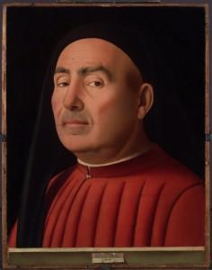 Ritratto d'uomo_Antonello da Messina