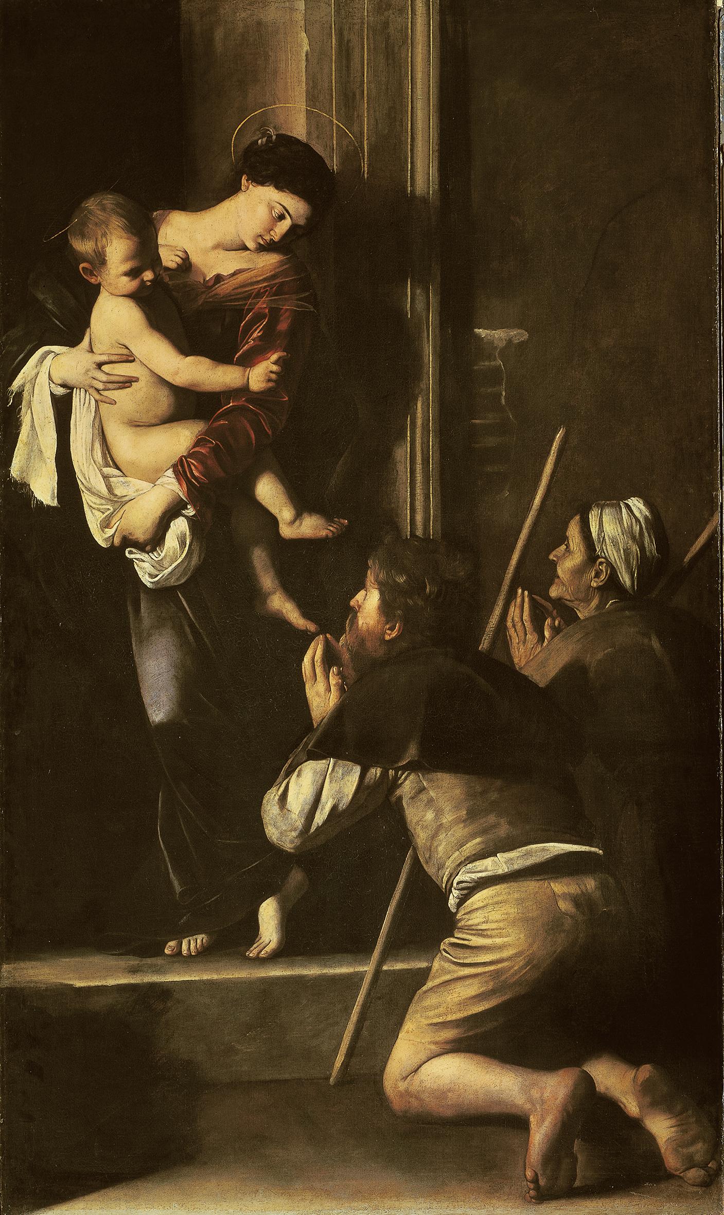 Anita pepe for Caravaggio a milano
